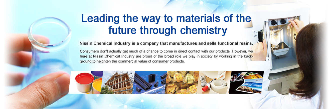 Leaing the way to materials of the future through chemistry